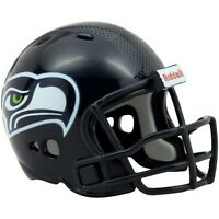 Seattle Seahawks Small Nfl Football Helmet 2 Size Made By Riddell
