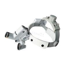 35x High Quality Headband Binocular Dental Loupes Surgical Loupes Led Headlight