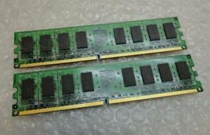 4GB-Kit-DDR2-PC2-5300U-Memory-Upgrade-for-Dell-Vostro-410-Desktop-Computer-PC