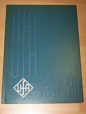 UFA Filmverleih 1937 / 1938 - rarer original Verleihkatalog, über 100 Seiten
