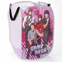 Disney Camp Rock Official Licensed Pop-up Hamper Nick Jonas Brothers Demi Lovato