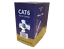 CAT6 PLENUM SOLID COPPER CMP RATED 23AWG ETHERNET CABLE WHITE