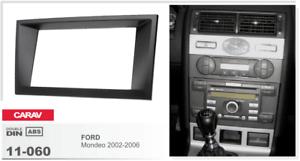 06011 2-DIN Radioblende für FORD Mondeo 2002-2006