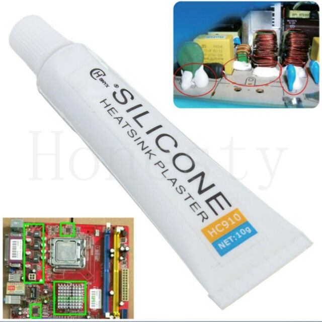 10g Thermal Conductive Adhesive Glue Tube Heatsink Plaster for PC CPU Pretty