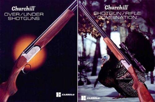 1984 Harrisburg, PA- Italian Churchill Guns