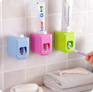 Touch-Automatic-Toothpaste-Dispenser-Auto-Squeezer-Hands-Free-Squeeze-Bathroom