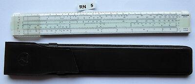 Nestler - Rechenschieber ( Rn 5 F) Modell : Albert Nestler Nr. 0239 Rietz