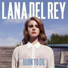 Born To Die von Lana Del Rey (2012) LP Vinyl + Download Neuware