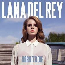 Born To Die von Lana Del Rey (2012) LP Vinyl + Download Neuware