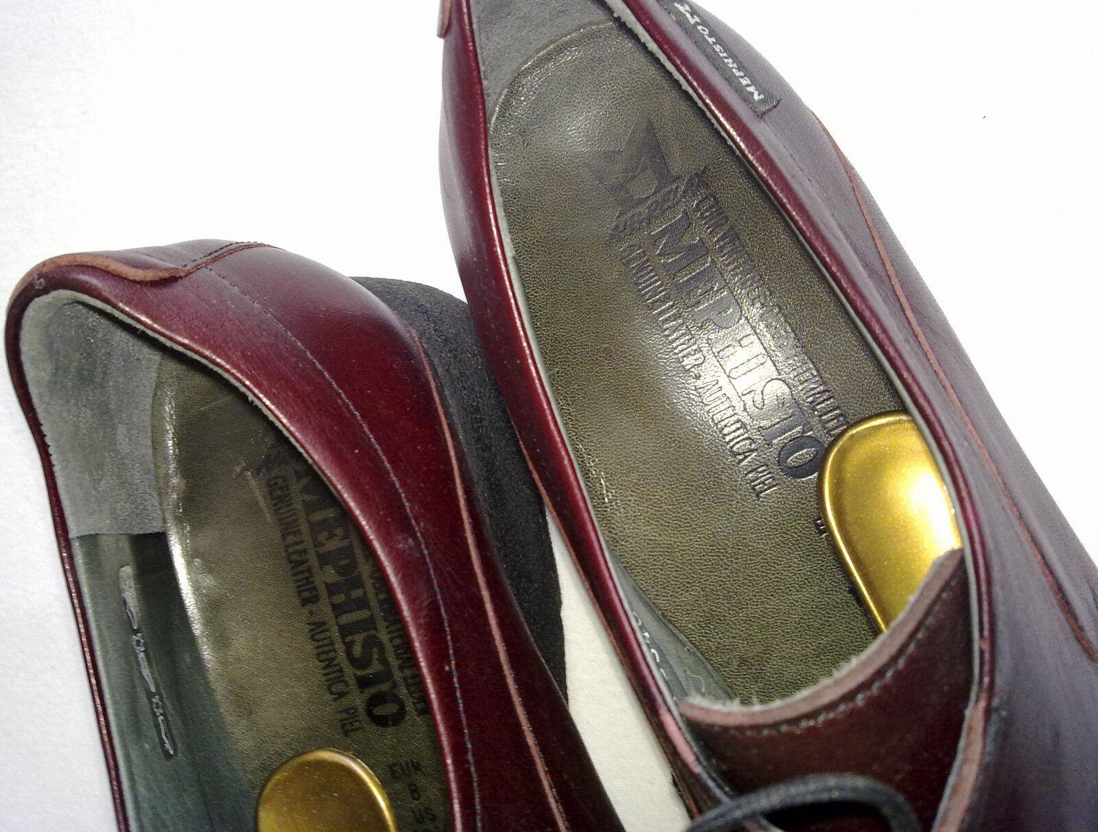 MEPHISTO RELAX SHOCK ABSORBER 334011131 EUR 10 8 US 10 EUR 1/2 VTG classic w.NEU 58de04