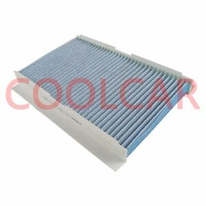 Air-Cabin-Filter-For-VW-VolksWagen-POLO-BORA-NEW-BETTLE-GOLF-AUDI-A3-1J0-819-644