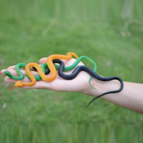 Surprise Joke Horror Scare Box Funny Prank Snake Toys Halloween Realistic Props