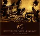 Year Of The Hyenas von Reef The Lost Cauze & King Syze (2015)