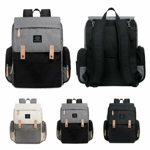 Multifunctional-Baby-Diaper-Nappy-Backpack-Waterproof-Mummy-Changing-Bag