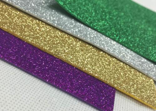 "9-Piece; 4/""x6/"" Mix 6 color 32 sheets 9-Inch x 12-Inch Glitter EVA Foam Sheets"