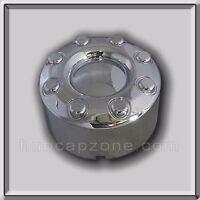 2007-2008 Ford F-350 Chrome Center Cap Hubcap Rear Wheel For Dually Wheel Trucks