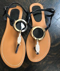 2x-Sandals-Guess-amp-two-lips-6-Size