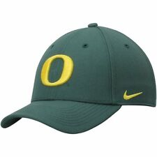 Nike Oregon Ducks Dri-FIT Wool Classic Adjustable Hat - Green