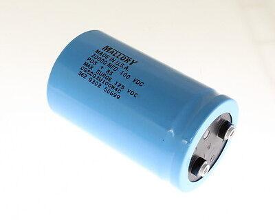 BC 100V 47000uF Audio filter electrolytic capacitor 75X105 75X120