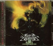KEEP OF KALESSIN - AGNEN: A JOURNEY THROUGH THE DARK - CD - NEW