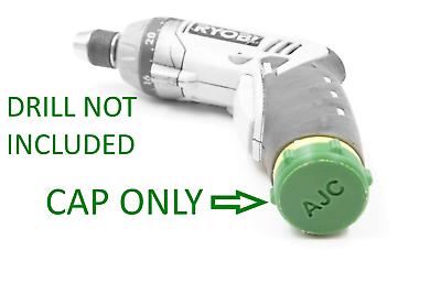 Ryobi Tek4 4v Electric Screwdriver Mini Cordless Drill Upgrade Battery Cover Cap