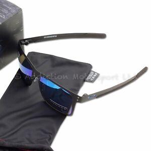 575d023728 Image is loading Oakley-Holbrook-Metal-Sunglasses-MotoGP-Matt-Black-Prizm-