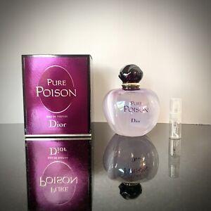 Dior Pure Poison EDP 2ml Sample Spray