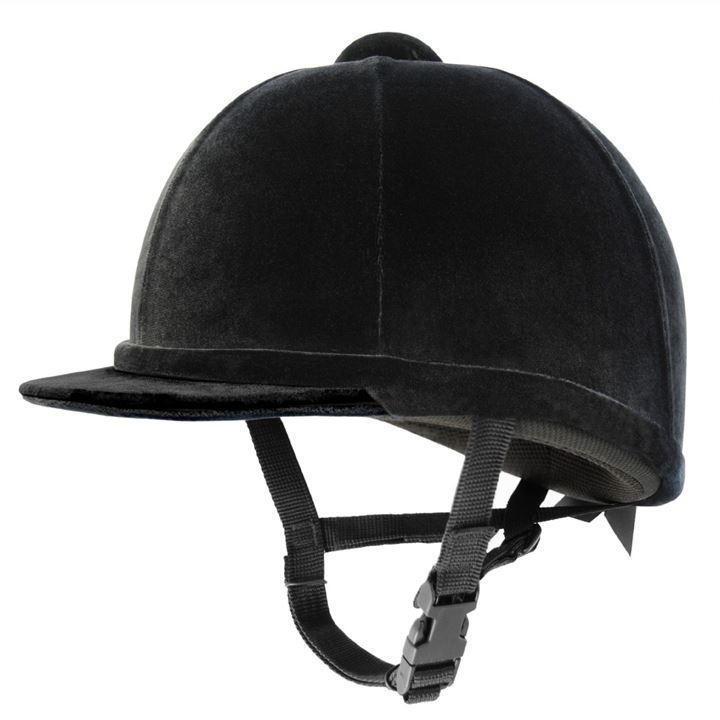 Charles Owen piloti giovani Cappelli Junior Taglia 7 1 8 58 cm
