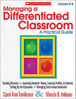Managing a Differentiated Classroom, Grades K-8: A Practical Guide by Dr Marcia B Imbeau, Dr Carol Ann Tomlinson (Paperback / softback)