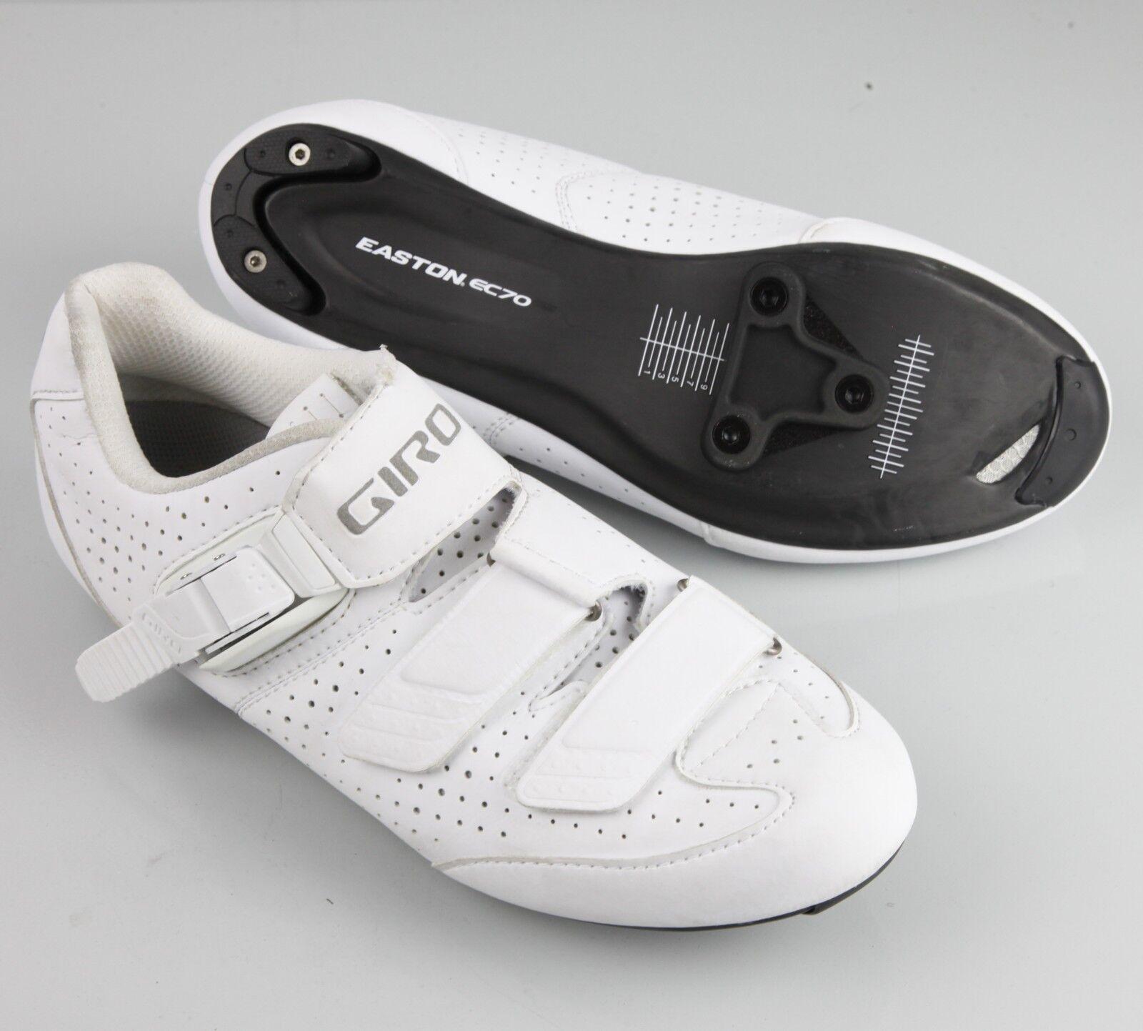 GIRO Espada E70 damen Road Cycling schuhe - Weiß - Größe EU 41, US 9