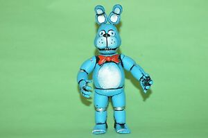 "Five Nights at Freddy/'s BUNNIE 9/"" w light Animatronic fnaf MADE IN MEXICO"