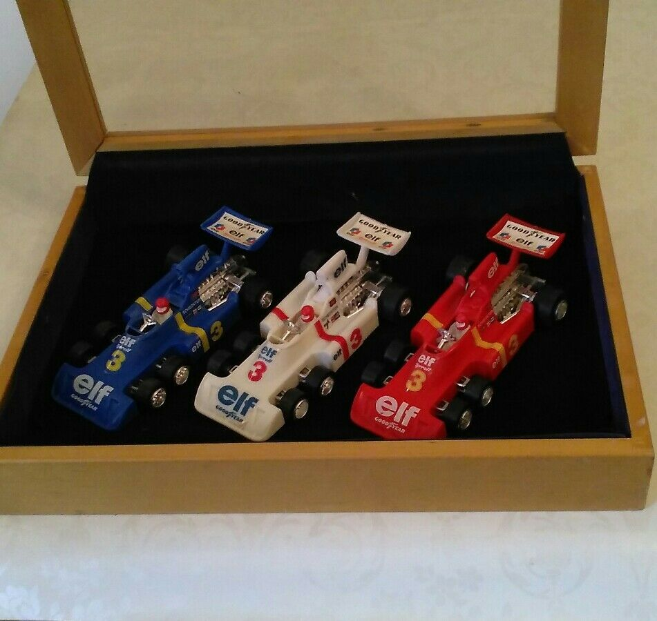 Vintage Collection of Tyrrell bils in Disspela Box