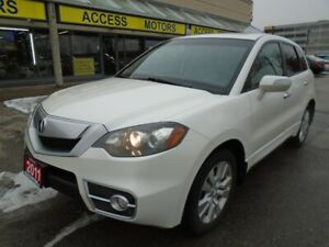 2011 Acura RDX, Fully Loaded, Leather, Camera, Extra Clean