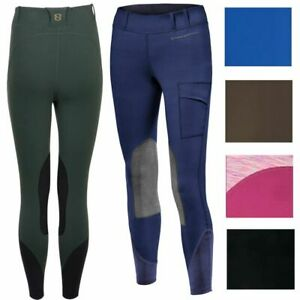 Noble-Balance-Horse-Riding-Tights-Ladies-Breeches-Jodhpurs-on-SALE-039-Cheap-039
