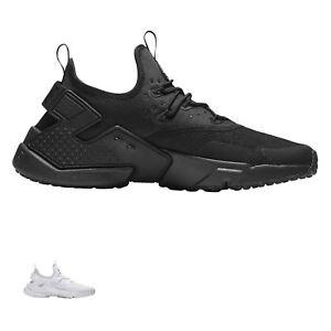moda de lujo diseño distintivo venta al por mayor Detalles acerca de Nike Air Huarache deriva Textil Sin Cordones Bajo  Superior tenis De Correr Zapatillas para hombre- mostrar título original