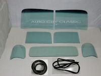 1947 1948 1949 1950 Chevrolet Pickup Windshield Doors Channel Corners Back Glass
