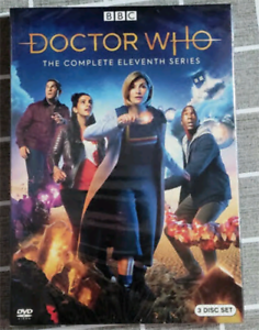Doctor-Who-Complete-Season-11-DVD-3-Disc-Set-Brand-New-US-Seller-Region-1