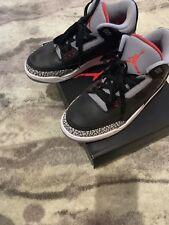 8060e806699 item 8 Nike Air Jordan 3 Retro Black Cement Men's 8. 2018 Release—wore only  once -Nike Air Jordan 3 Retro Black Cement Men's 8. 2018 Release—wore only  once