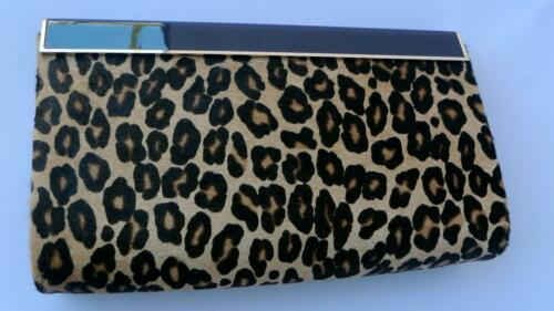 Jimmy Choo 'cayla' Calf Hair Clutch New by Jimmy Choo