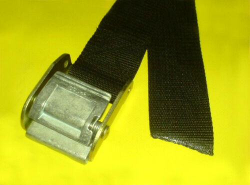 50mm Heavy Duty Cam Buckle  Custom Made, Tie Down, Lashing Strap, Bouncy Castle