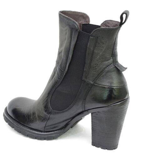 Heels Woman Stivali Bunker Nb1 Black Stivaletti Black Doom Color tRxZn