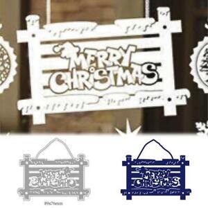 Merry-Christmas-Tag-Cutting-Dies-Stencil-DIY-Scrapbooking-Album-Paper-Card-Craft