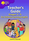 Oxford Reading Tree: Levels 1-3: Teacher's Guide for Children Learning English (Export Edition) by Fionnuala Ni Eigeartaigh (Spiral bound, 2007)