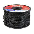 Black Vortex Professional String Trimmer Line .105 X 185' Weed Eater Spool