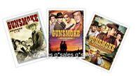 Gunsmoke Western Tv Series Complete Season 1-5 (1 2 3 4 5) Dvd Set