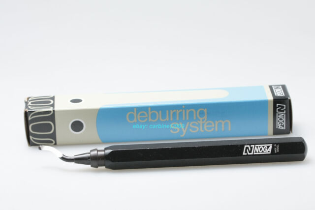 RB1000 Deburring System Tool 1pc RB Handle 1pc S10 Blade Black RAPID BURR