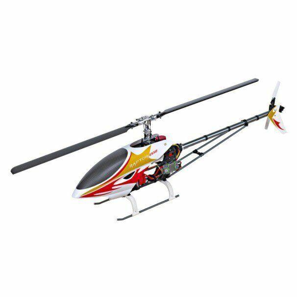 Thunder Tiger Raptor E550 FBL Helicopter - PNP
