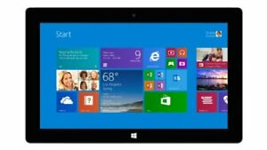 Microsoft-Surface-2-10-6-64GB-WiFi-ohne-Keyboard-schwarz-DEFEKT-ohne-Garantie