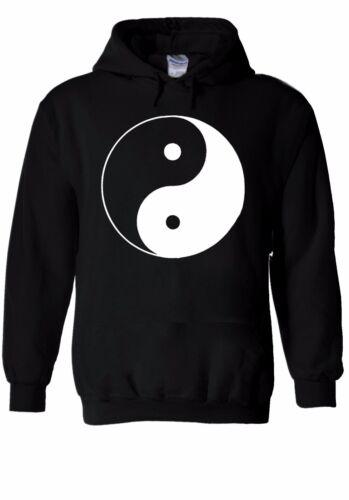 Balance Symbole Ying et Yang Soul Sweat à Capuche Sweat Hommes Femmes Unisexe 1186