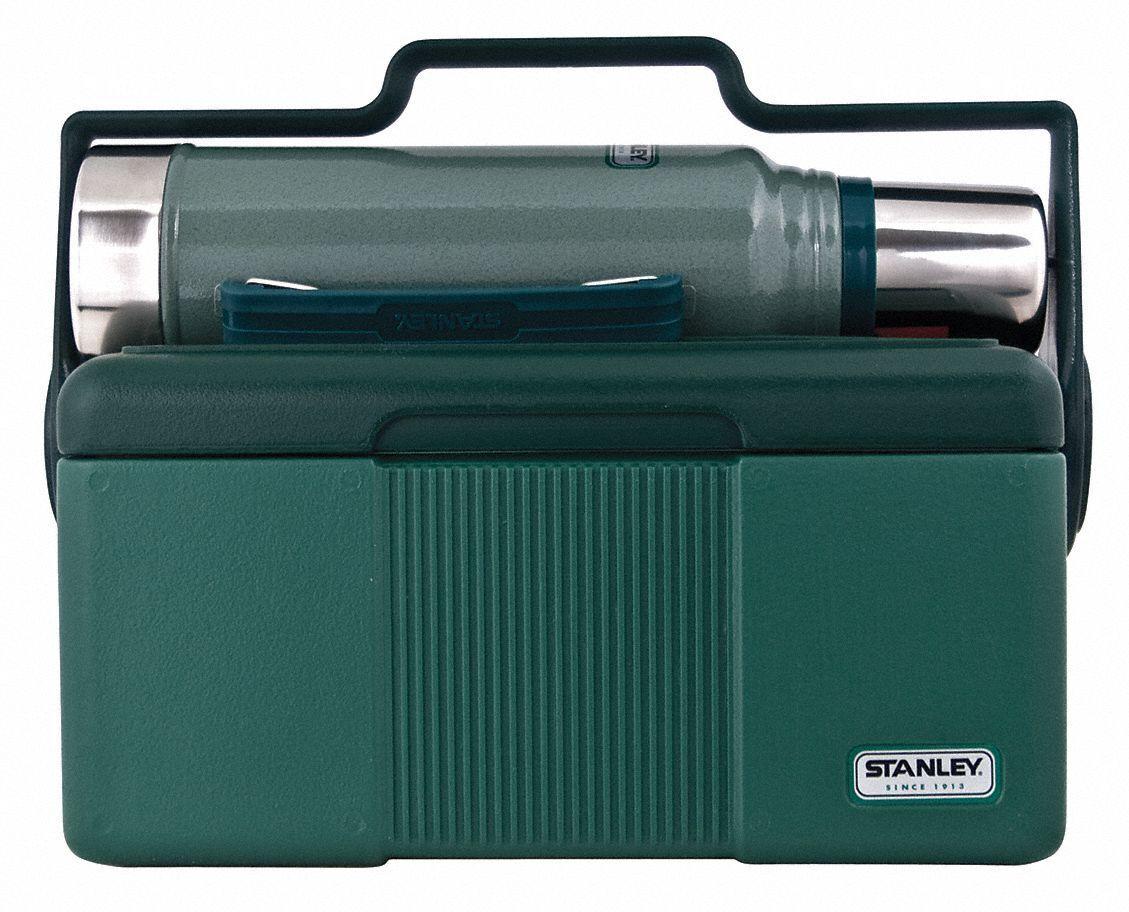 Stanley 1001026005 Combo Clásico Enfriador verde